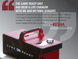 Témoignage Game Ready Kesha Chanteuse